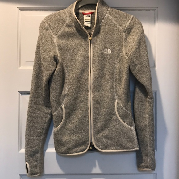 The North Face Tops - North Face Full-zip sweater/fleece